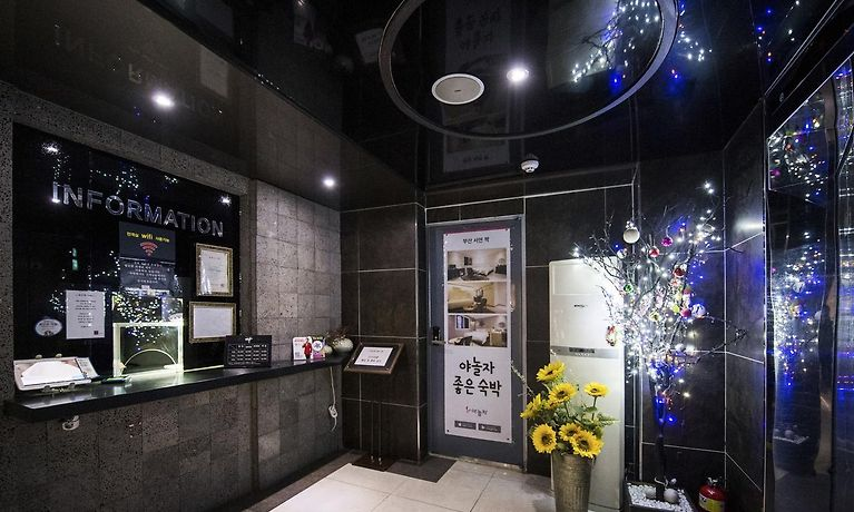 Jjak Boutique Hotel Busan South Korea Rates From 58