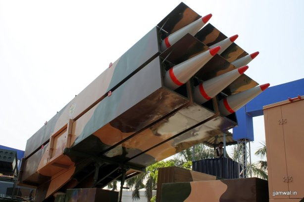 Prahaar short range ballistic missile