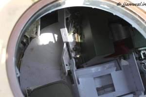 Arjun Tank, loader's station