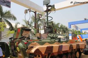 Mission UNmanned Tracked MUNTRA S