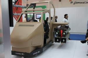LAHAT Missile Simulator
