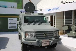 TATA Light Armoured Vehicle