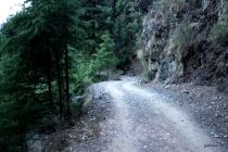 The long winding path....