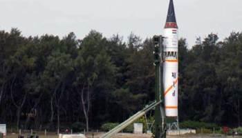 Agni - V missile
