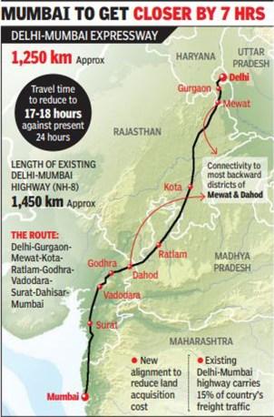 Highway construction Source https://economictimes.indiatimes.com/img/63791557/Master.jpg