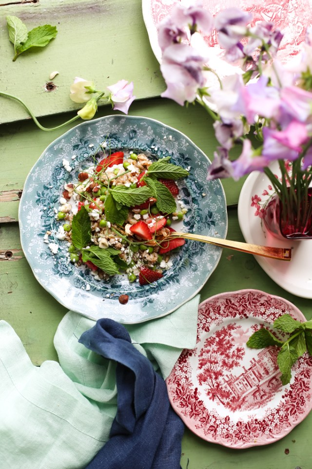 farro-strawberry-pea-salad-3
