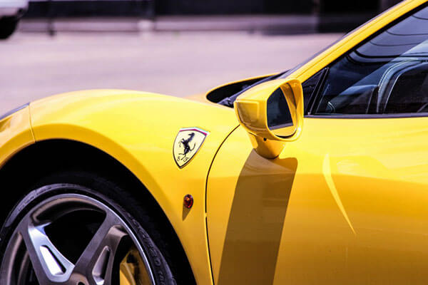 Exotic Car Financing