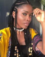 fulani braids styles