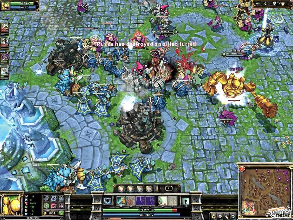 League of Legends review (2/3)