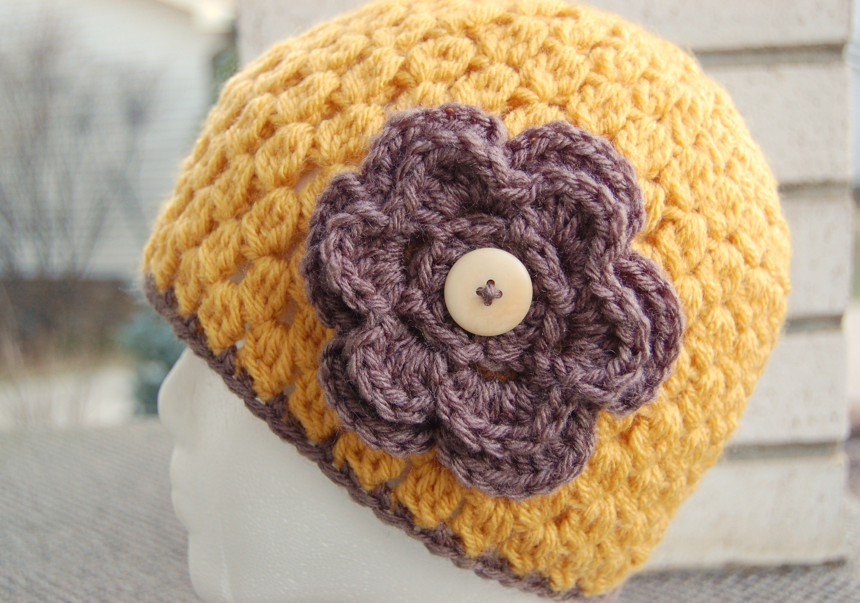 Crochet Beanie Pattern J Hook : The Jenny Lee ? New Crochet Hat Pattern