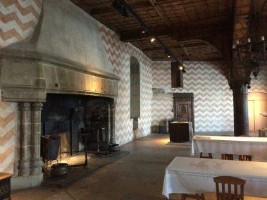 Château de Chillon interior