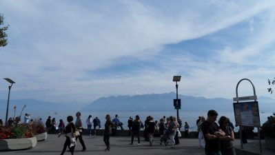 Port of Ouchy, Lausanne