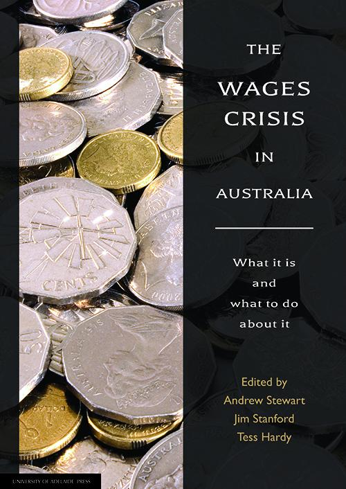 Cover for The Wages Crisis in Australia