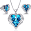 jewellry set (blue)
