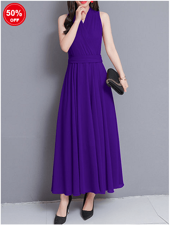 Image_Popjulia_v_neck_women_dress_purple