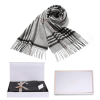 scarf with gift box