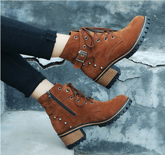 Image_Popjulia_women_chunky_heel_boots_brown_with_zipper