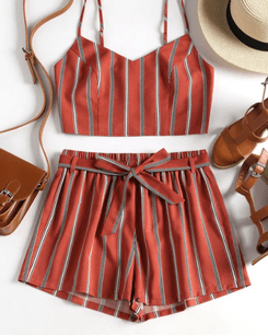 Image_Zaful_striped_red_shorts