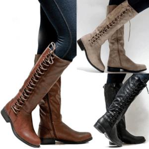 Image_Berrylook_Outdoor_knee_high_boots_ 3_colors