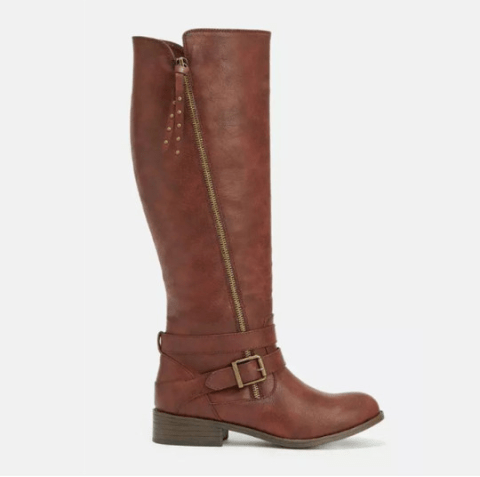 Image_Berrylook_outdoor_flat_boots_brown