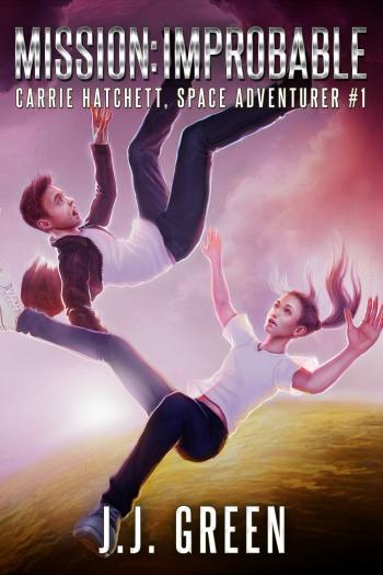 <cite>Carrie Hatchett, Space Adventurer Book 1</cite>