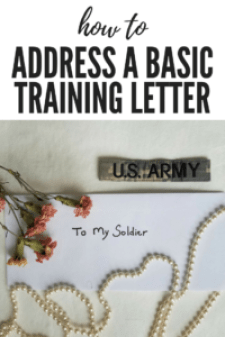 how to address a basic training letter ultimate guide to writing a basic training letter