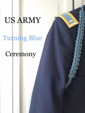 What to Expect at an Army Basic Training Turning Blue Day