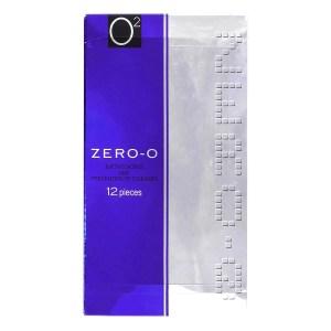 不二乳膠 零O- 0.03 1500 12 片裝 (日本版)