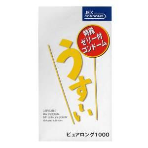 Jex 特殊啫喱塗層 12 片裝 (日本版)