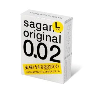 Sagami 相模原創 0.02 大碼 58 mm