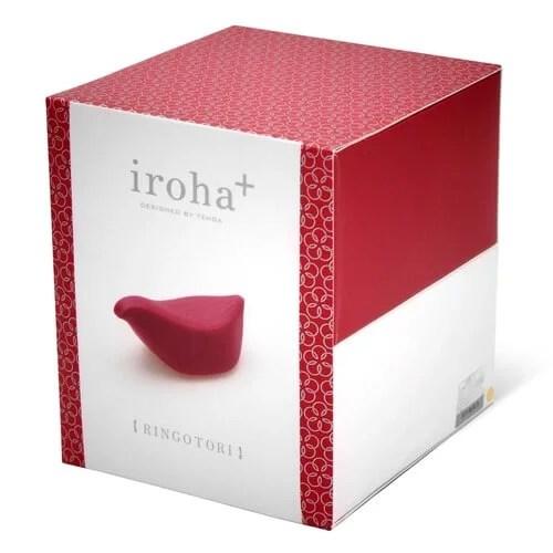 Iroha+ 蘋果鳥 震動器