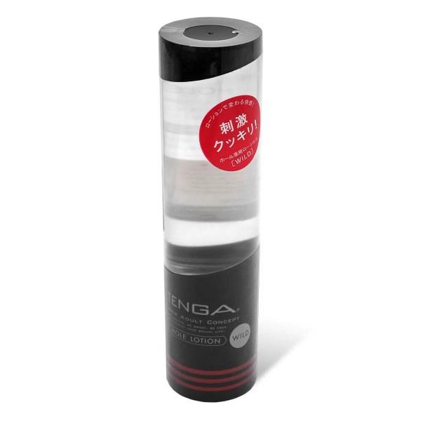 TENGA Hole 潤滑劑 Wild 170 ml (日本版)