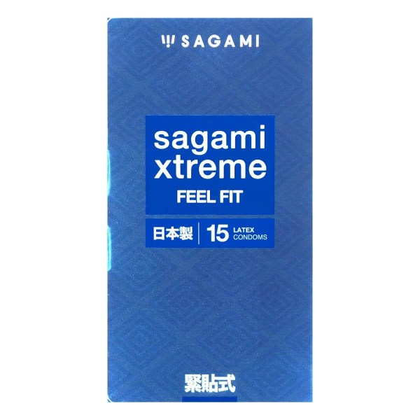 Sagami 相模究極 緊貼式 (第二代) 51mm 15 片裝
