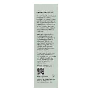 Luvloob 天然防敏水性潤滑液 (奇異果味) 75ml