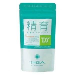 日本TENGA 男士備孕精育支援補充品