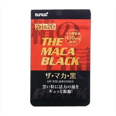 2H&2D The Maca Black