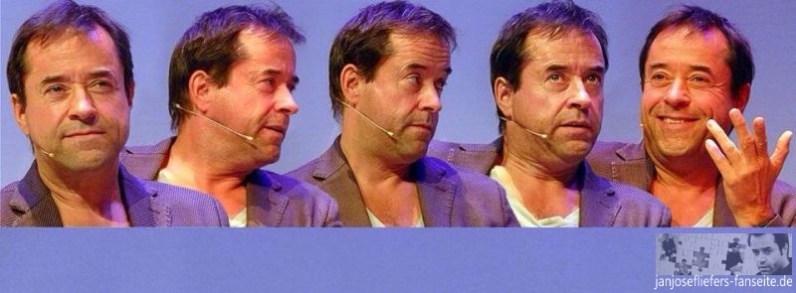 Die vielen Gesichter des Jan Josef Liefers...