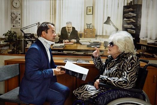 Jan Josef Liefers & Siegrid Marquardt | ©2016 Edith Held / DOR FILM-WEST, Four Minutes Filmproduktion, DOR Film