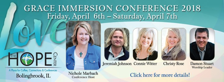 Grace Immersion Conference