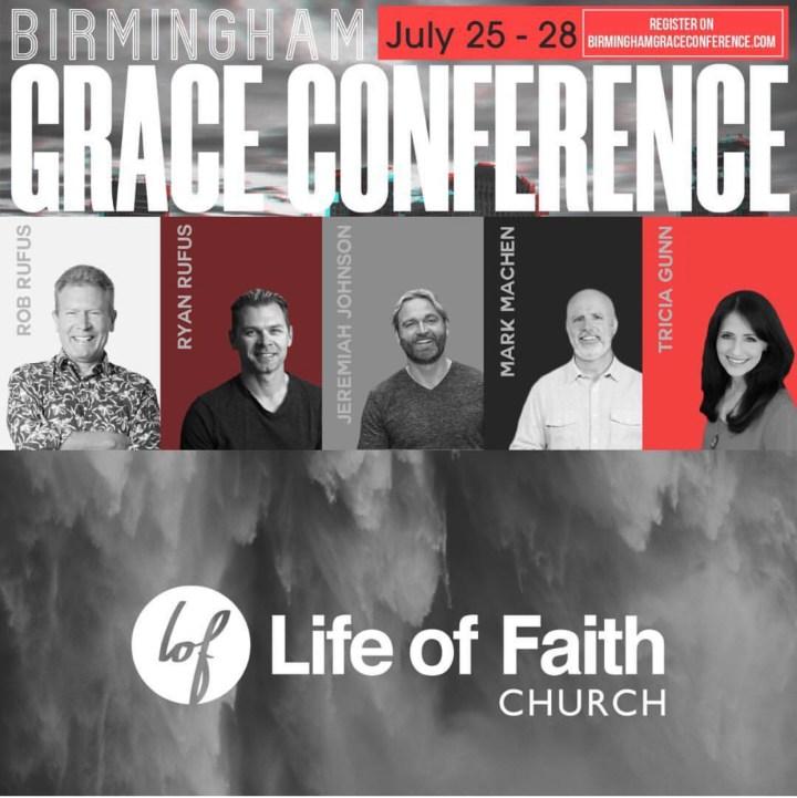 Birmingham Alabama July 25-28