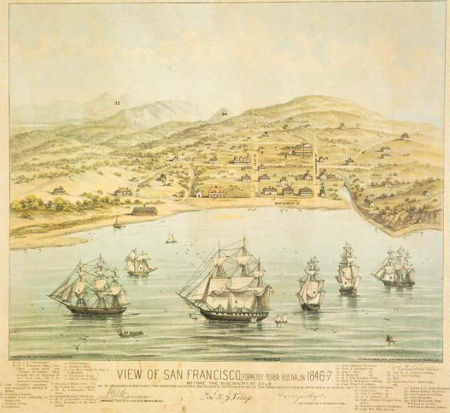 SF in 1846/7