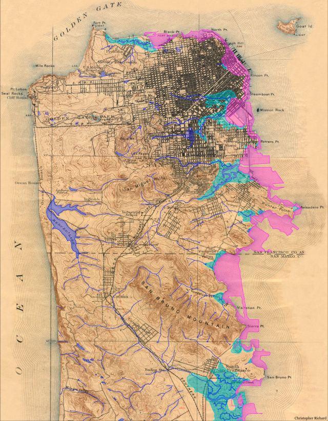 SF in 1890