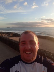 Post Run Photo Running While On Holiday 3 Miles Along The Seafront