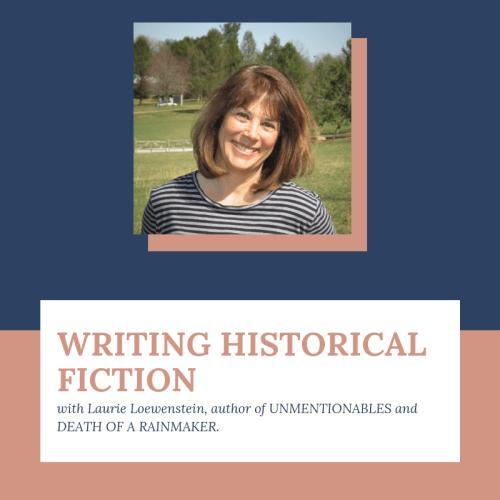 WRITING HISTORICAL FICTION