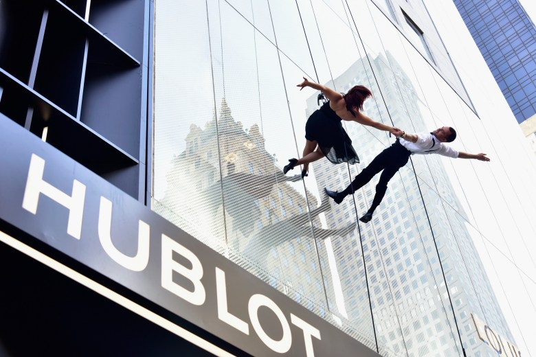 """""""Hublot Celebrates Grand Opening Of Fifth Avenue Boutique In NYC"""""""