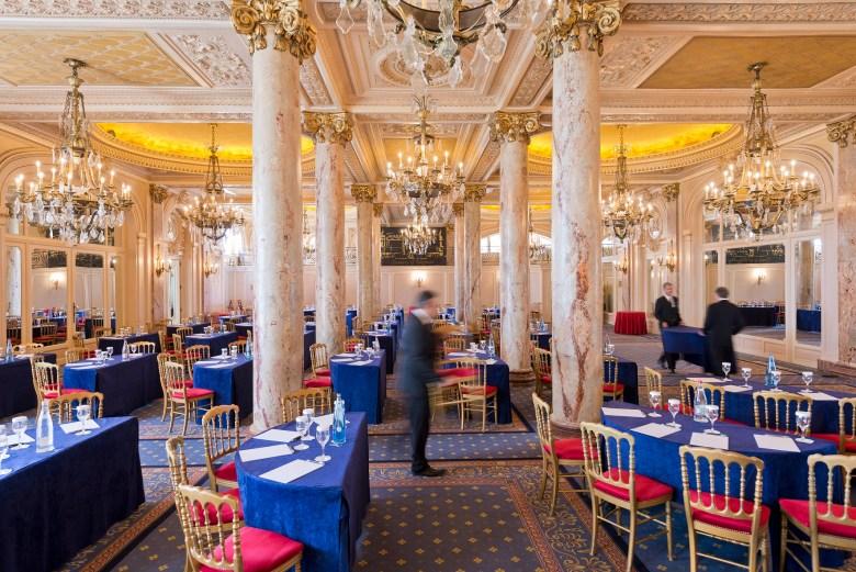 Salons et réception InterContinental Carlton Cannes