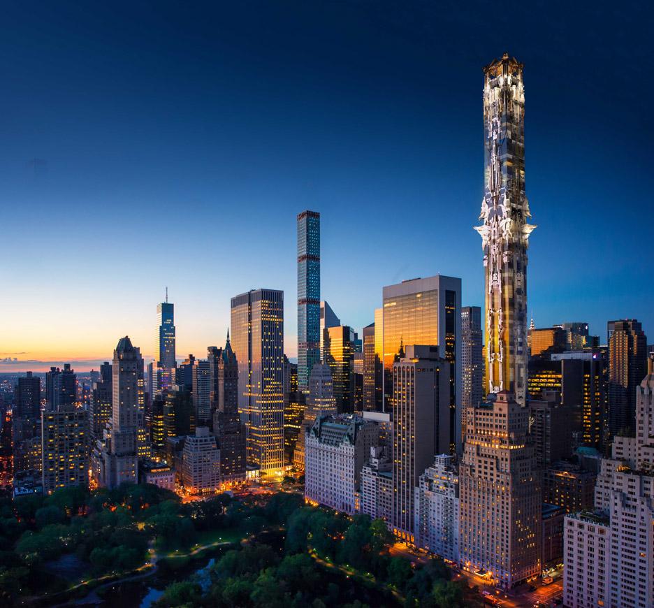 004 41-West-57th-Street_Mark-Foster-Gage-Architects_New-York-City_Gothic_skyscraper_102-storey_dezeen_936_2