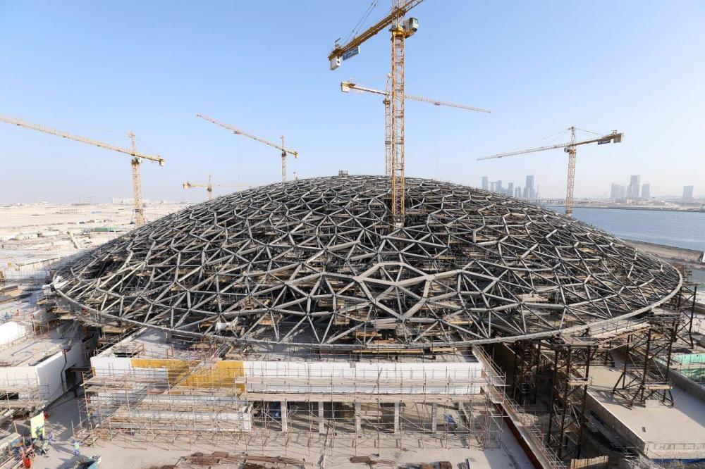 005 Louvre+Abu+Dhabi+Dome