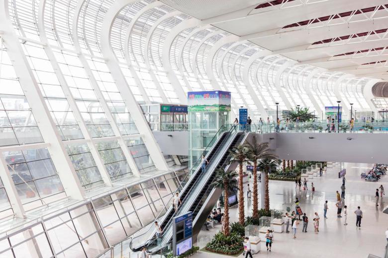 China_Hefei_Airport_Tugela