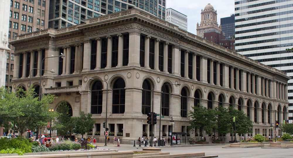 001 Chicago Cultural Center